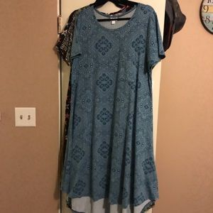 LuLaRoe Dresses - LuLaRoe Swing Carly Dress